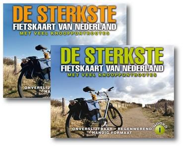 De sterkste fietskaart van Nederland - 1+2