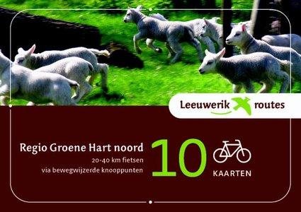Regio het Groene Hart - 10 kaarten