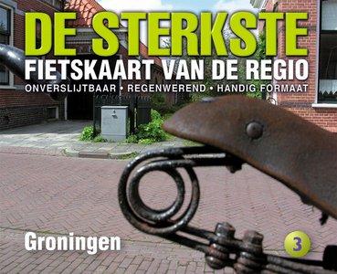 De sterkste fietskaart Groningen