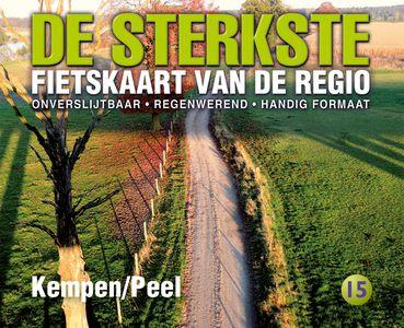 De sterkste fietskaart van de regio - Kempen en Peel