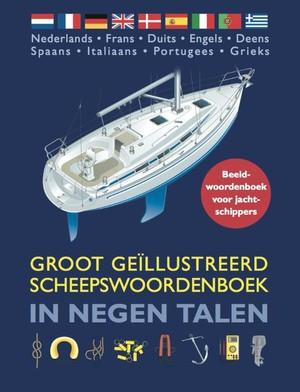 Groot geillustreerd scheepswoordenboek in negen talen