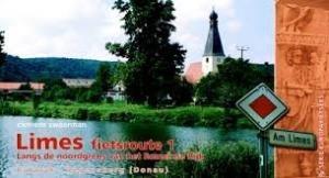 Limes fietsroute 1 Katwijk - Regensburg - Langs de noordgrens van het Romeise Rijk
