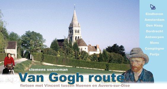 Van Gogh fietsroute Eindhoven - Parijs