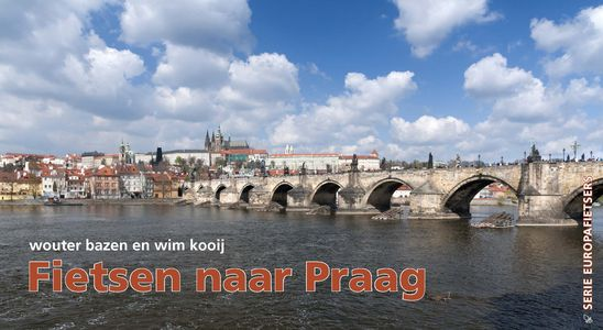 Praag Fietsen naar van Arnhem -  Nijmegen naar Praag
