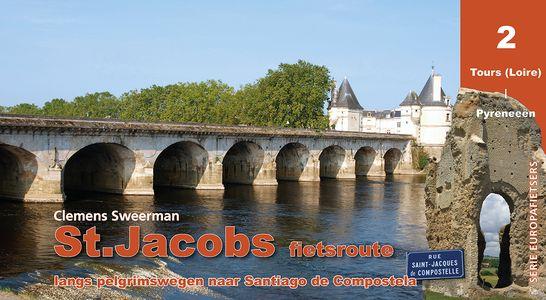 St-Jacobs fietsroute 2 Tours - Pyreneeën