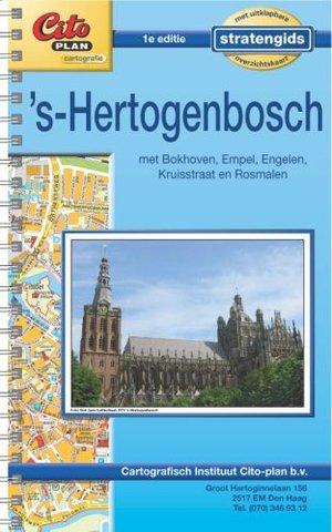 Citoplan stratengids 's-Hertogenbosch