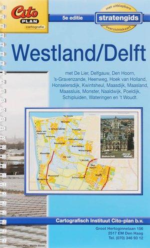 Citoplan stratengids Westland/Delft