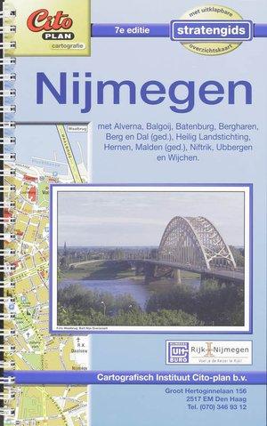 Citoplan stratengids Nijmegen