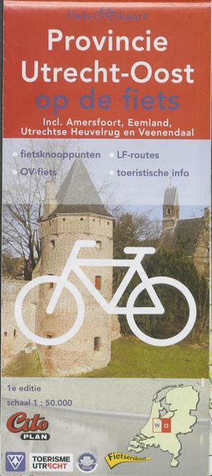 Citoplan fietskaart Provincie Utrecht-Oos