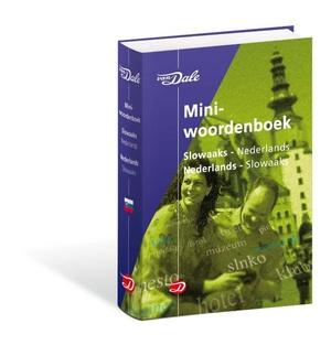 Van Dale Miniwoordenboek - Slowaaks