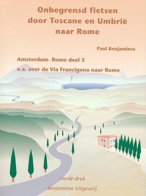Rome fietsen naar - Florence - Rome