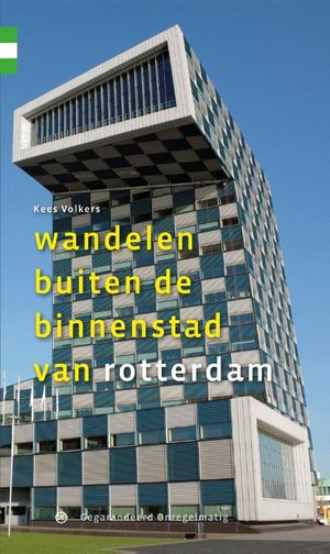 Wandelen buiten de binnenstad van Rotterdam