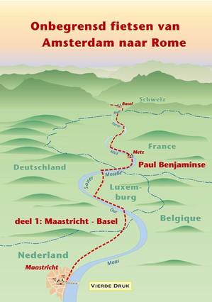 Rome fietsen naar - Maastricht - Basel