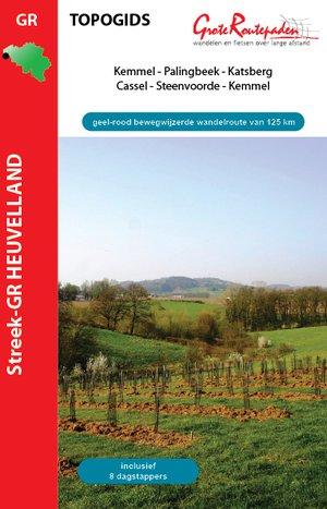 Heuvelland Streek GR Kemmel-Palingbeek-Katsberg-Cassel-