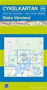 Cykelkartan 24 Sodra Varmland 1:90d