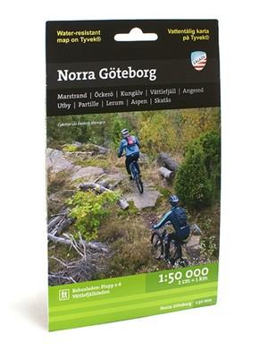 Norra Goteborg 1:50.000