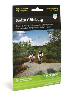 Sodra Goteborg 1:50.000