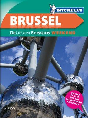 De Groene Reisgids Weekend - Brussel