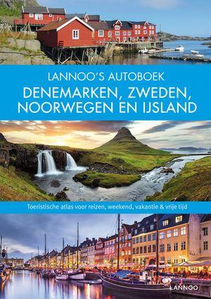 Lannoo's Autoboek - Denemarken, Zweden, Noorwegen en Ijsland