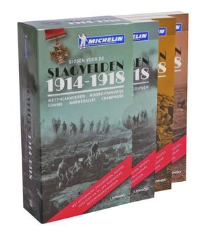 Gidsen voor de Slagvelden 1914-1918 (pakket)