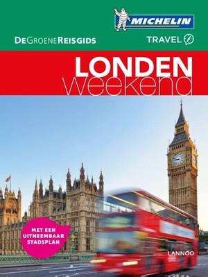 Michelin Londen Groene Reisgids Weekend