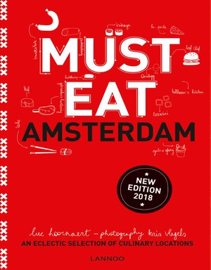 Must Eat Amsterdam - updated edition 2017