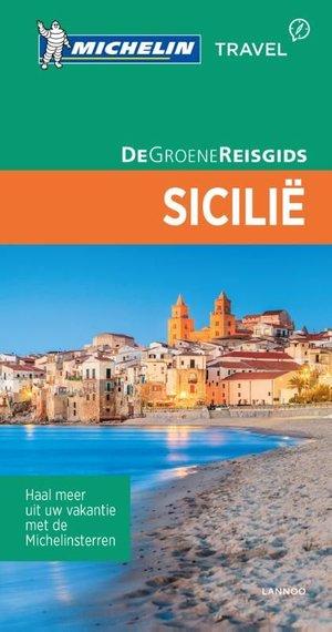 Michelin Sicilie Groene Gids 2018