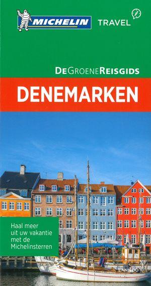 Michelin Denemarken 2018 Groene Gids