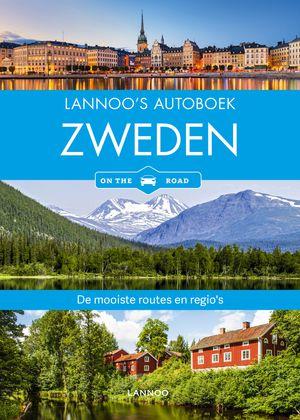 Lannoo's Autoboek - Zweden on the road
