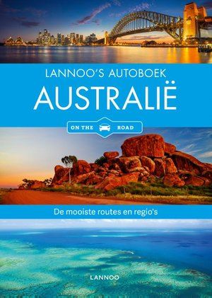 Lannoo's Autoboek - Australië on the road