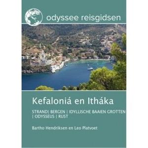 Kefalonia En Ithaka Odyssee