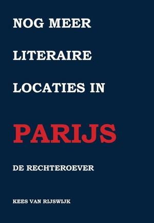 Nog meer literaire locaties in Parijs