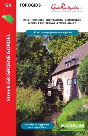 Groene Gordel wandelen in Vlaams Brabant GR 147km