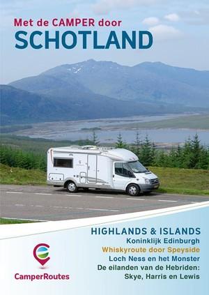 Met de CAMPER door Schotland