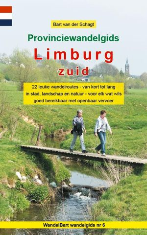 Provinciewandelgids Limburg Zuid