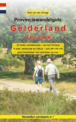 Provinciewandelgids Gelderland - Veluwe