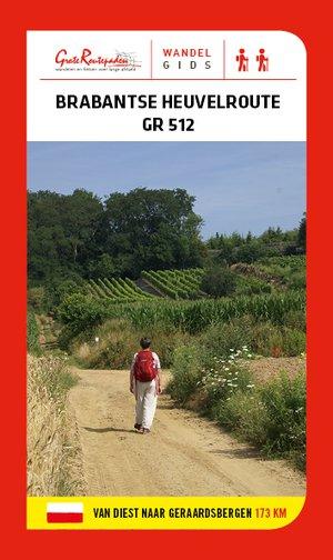 Brabantse Heuvelroute GR512 Diest nr. Geraardsbergen 173km