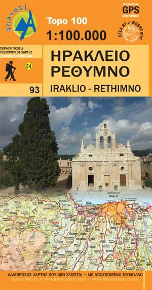 Iraklio - Rethimno - Crete