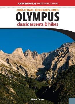 Wandel- En Klimgids Mount Olympus
