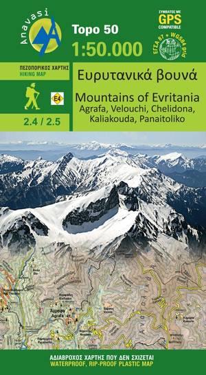 Evritania Mountains