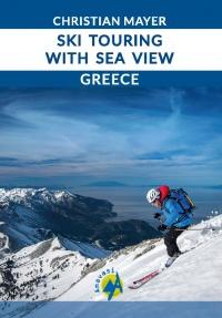 Ski touring with sea view Greece