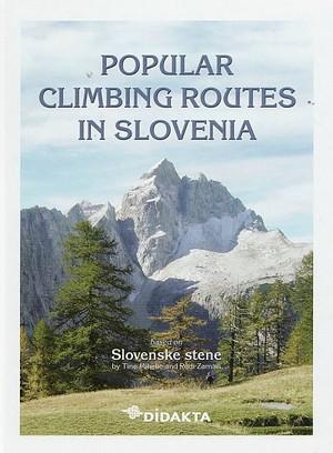 Popular Climbing Routes In Slovenia