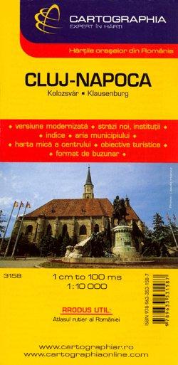 Cluj-napoca 1:10.000
