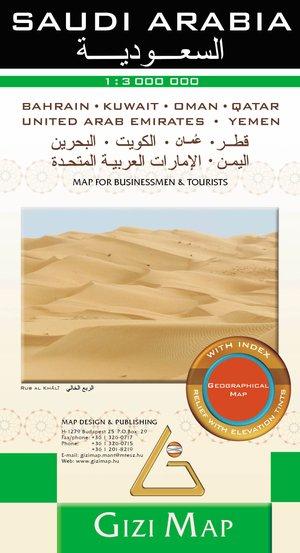 Saudi Arabia Geographical