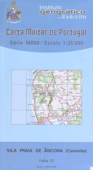 Igeoe27 Vila Praia De Ancora 1:25.000