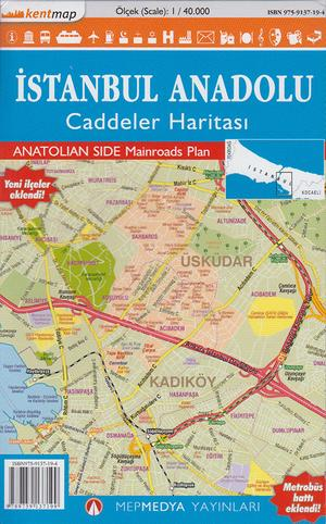 Istanbul Anadolu 1:40.000