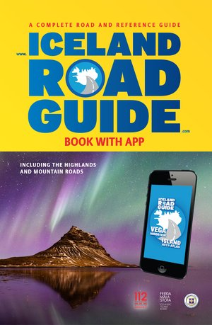 Iceland road guide + APP