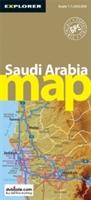 Saudi Arabia Road Map