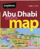 Abu Dhabi Mini Map