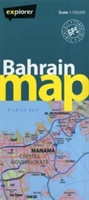 Bahrain Country Map